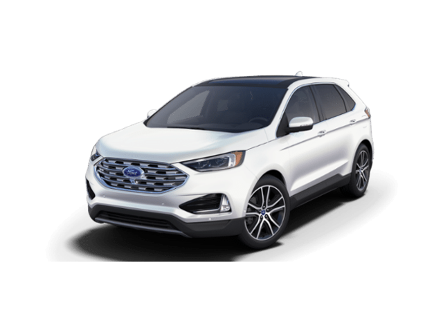 2019 Ford Edge Titanium Crossover